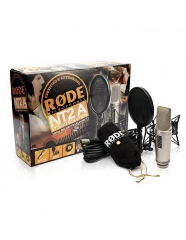 RODE NT2-A STUDIO SOLUTION KIT