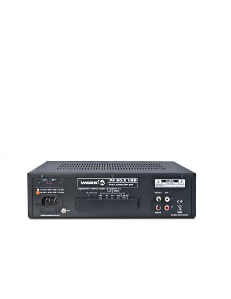 WORK Pro PA 90/2 USB