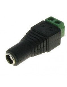 Conector DC 2.1mm Hembra