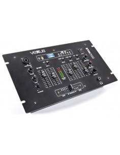 Vexus STM2500 Mezclador de 5 canales USB/MP3 con BT