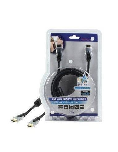 CABLE HDMI - HDMI 2MTS
