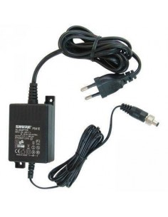Shure PS41E adaptador de alimentación para LX, UC, SC, ULX, SLX y PSM