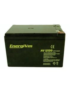 ENERGIVM MV12120 Bateria de plomo de 12V 12A