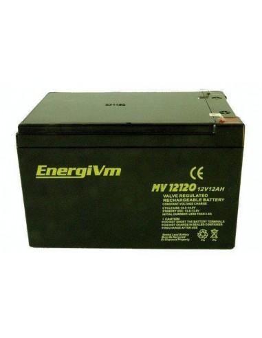 ENERGIVM MV12120 Bateria de plomo de...