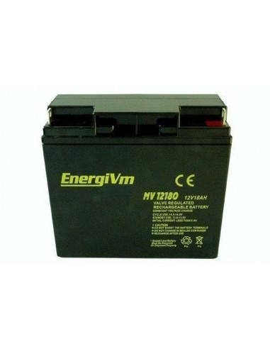 ENERGIVM MV12180 Bateria de plomo de...