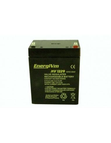 ENERGIVM MV1229 Bateria de plomo de...