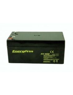 ENERGIVM MV1232 Bateria de plomo de 12V 3.2A