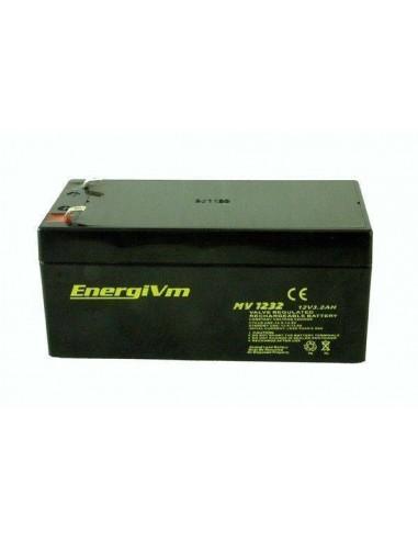 ENERGIVM MV1232 Bateria de plomo de...