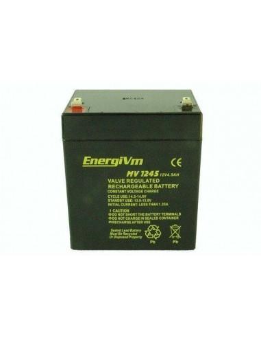 ENERGIVM MV1245 Bateria de plomo de...