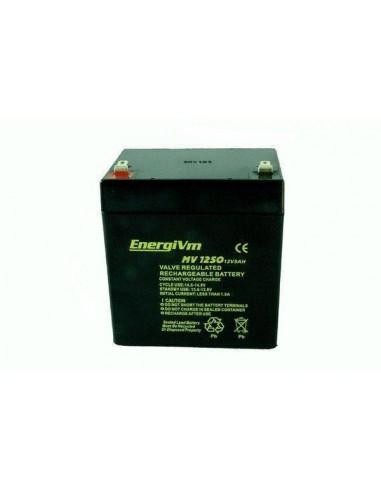 ENERGIVM MV1250 Bateria de plomo de...