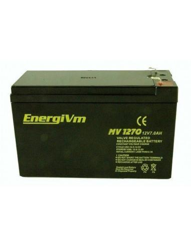 ENERGIVM MV1270 Bateria de plomo de...