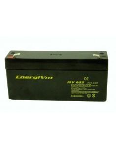 ENERGIVM MV632 Bateria de plomo de 6V 3.2A