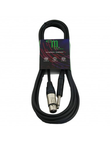 M BY METRO NT-211 CABLE XLR H-JACK...