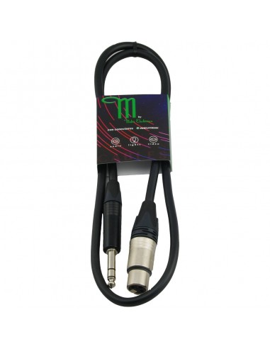 M BY METRO NT-252 CABLE XLR H-JACK...