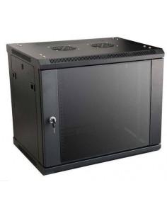 MICRO CONNECT ARMARIO MURAL DE 19 9HU FONDO 450MM NEGRO