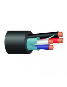 CABLE DMX DE 4X0,22MM