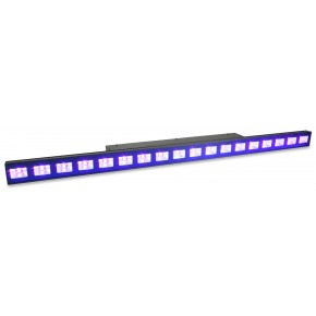 BeamZ LCB48 Barra UV LED DMX