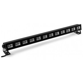 BeamZ BUVW123 BAR 12x 3W UV/White 2in1 LED