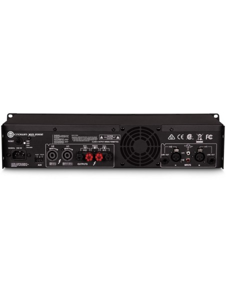 CROWN XLS2002