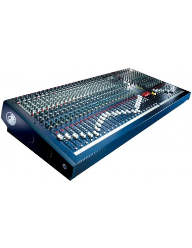 SOUNDCRAFT LX7II 24+4