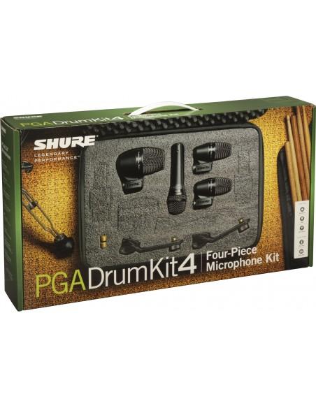 SHURE PGA DRUMKIT4