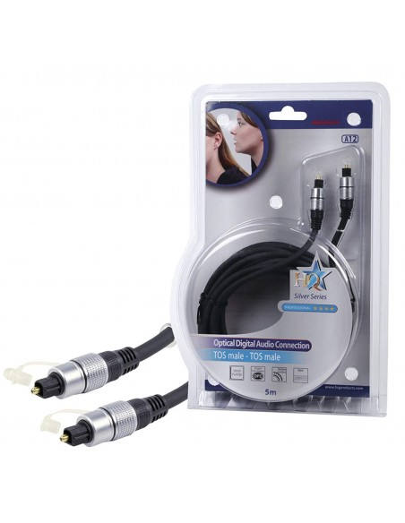 Cable optico Toslink de 5m