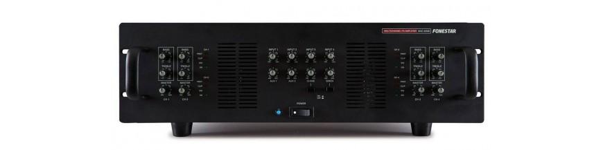 Amplificadores multicanal