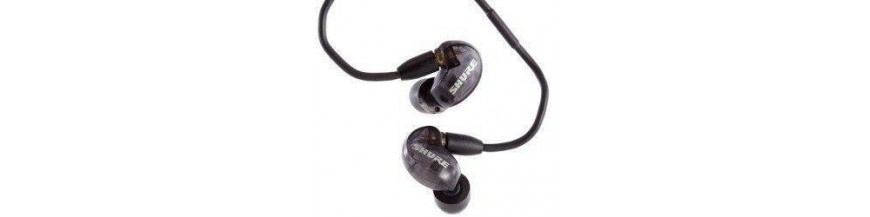 Auriculares in-ear profesionales