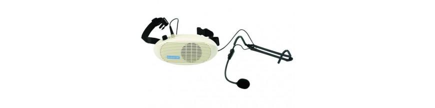 Audio-guías portátiles