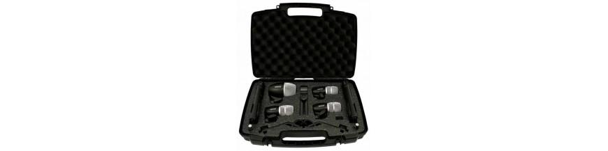 Micrófonos de Instrumento