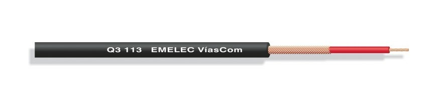 Cable de linea / no balanceado