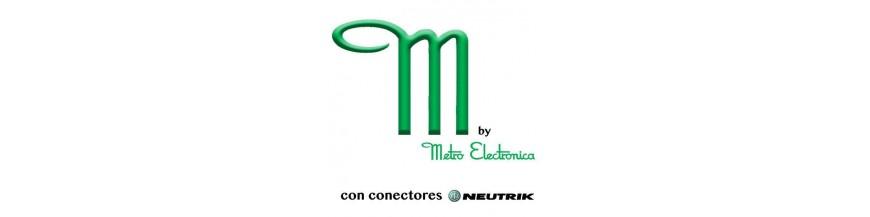 Cables con conectores Neutrik