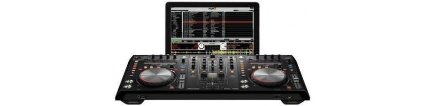 Control. DJ / Tarjetas Sonido