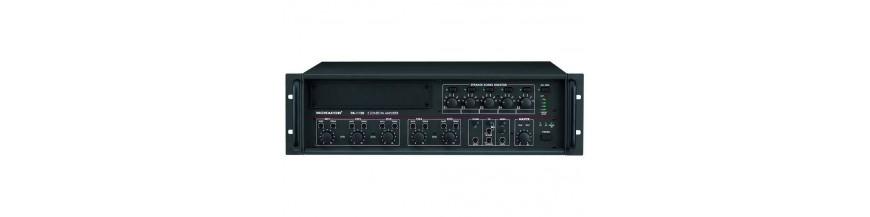 Amplificadores linea 100v