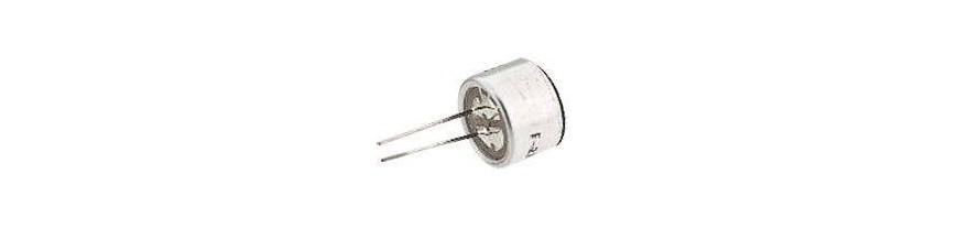 Condensador electret